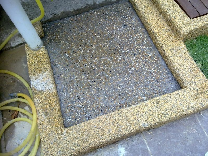 Thi công bê tông đá rửa cần phải chọn lựa đơn vị chuyên nghiệp để đảm bảo chất lượng