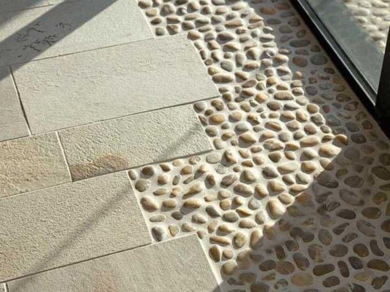 Bê tông đá rửa có cốt liệu là bê tông có thể xuất hiện vết nứt sau quá trình sử dụng