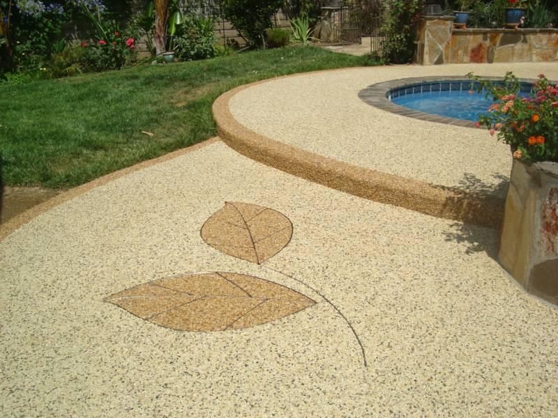 Lớp cốt terrazzo sẽ ảnh hưởng đến chất lượng sàn đá rửa