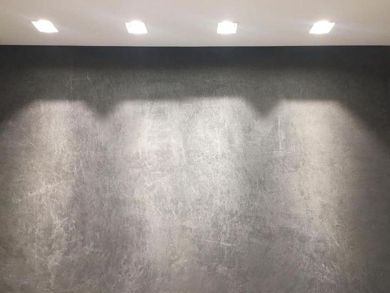 tường hiệu ứng bê tông