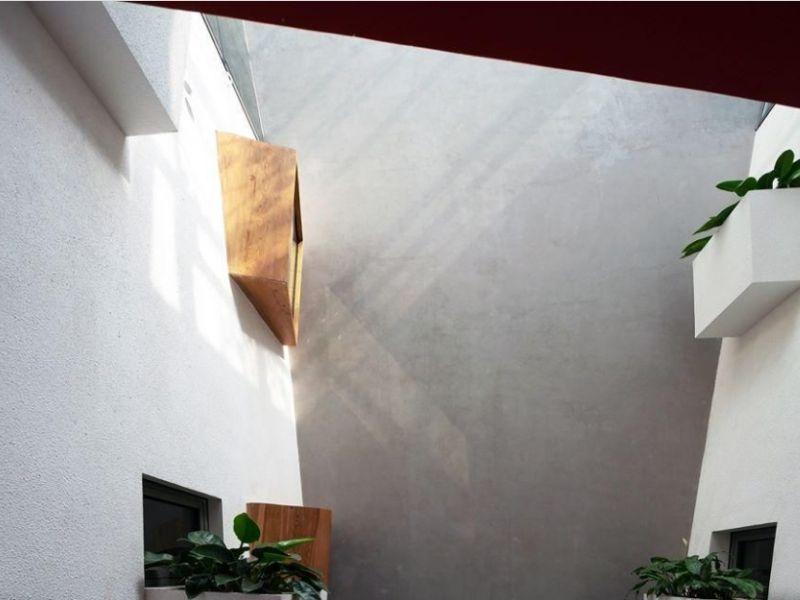 sơn hiệu ứng, tường hiệu ứng bê tông