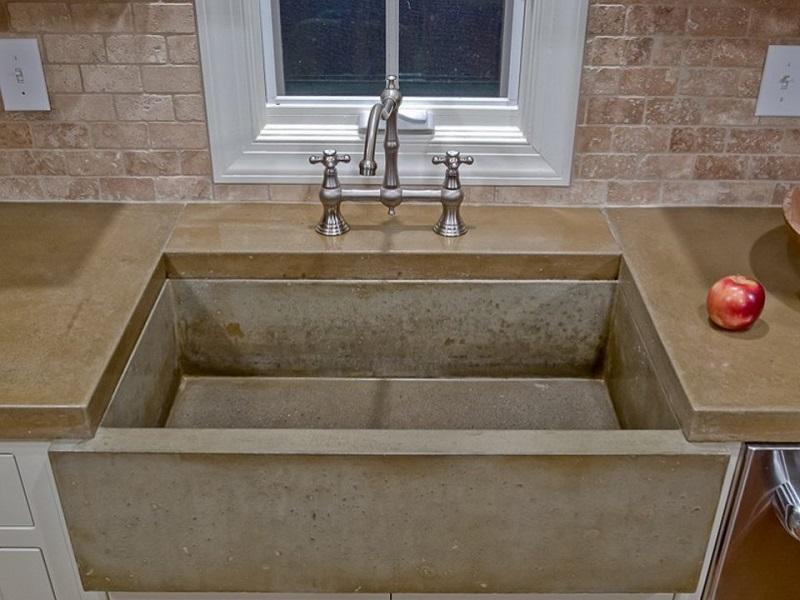 lavabo bê tông